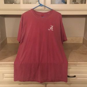 Alabama comfort colors large t shirt